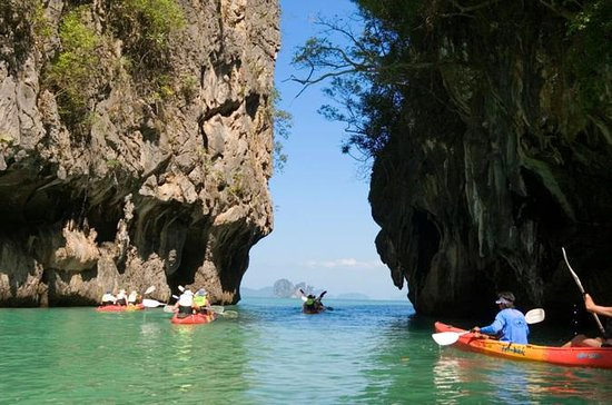 Small-Group Sea Kayaking at Hong ...