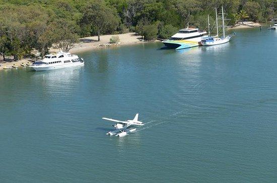 Stradbroke Island by Seaplane from the Gold Coast