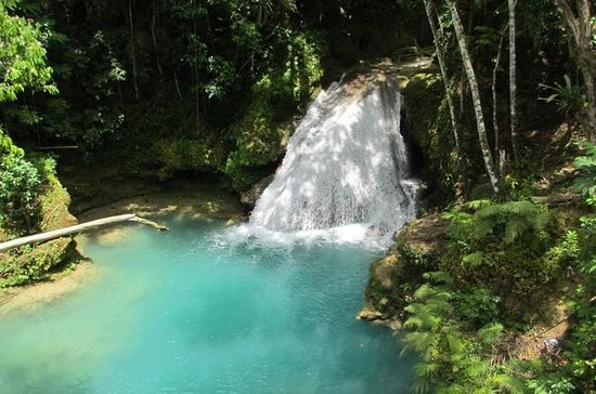 Blue Hole und Secret Falls: Private ...