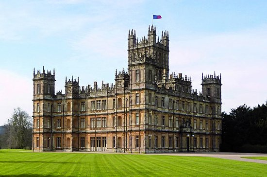 Downton Abbey, Oxford, and Highclere Castle from London