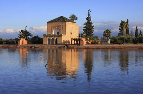 3-Hour Botanical Tour of Marrakech by...