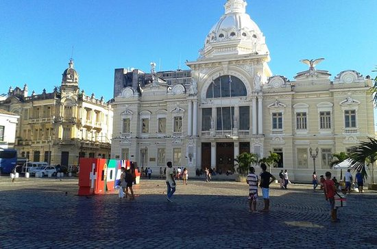 Full-Day Historic City Tour of...