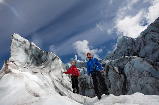 5-Hour Glacier Hike in Skaftafell ...