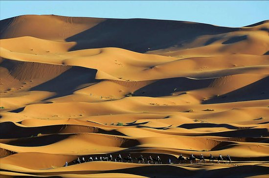 2 noches de Merzouga Desert Tour...