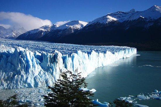 Perito Moreno Glacier inkludert båt...