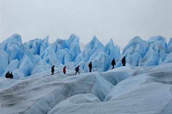 Full-Day Trekking the Perito Moreno...