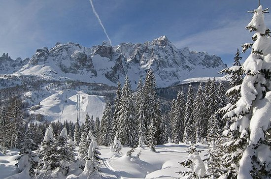 Excursion en ski aux Dolomites : les...