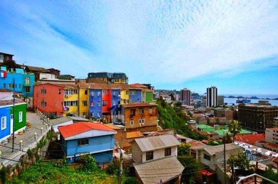 Valparaísoプライベートウォーキングツアー
