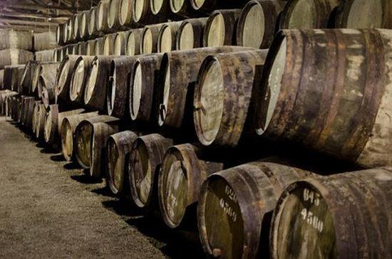 Excursão vinícola do Porto