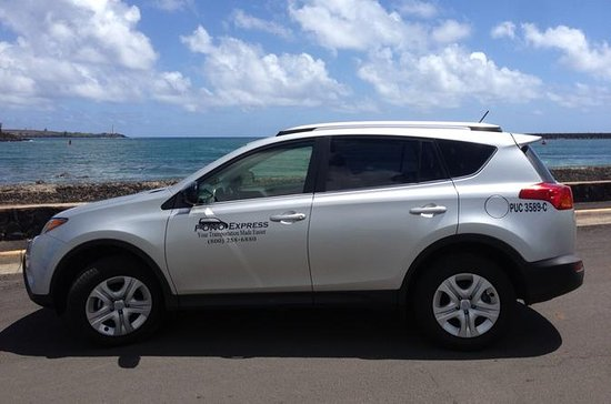 Private Arrival Transfer: Kauai International Airport to Kauai Hotels