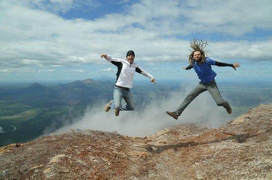 Caminhadas de 15 dias nos vulcões da...