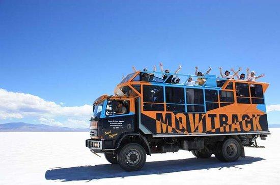 Movitrack Safari Tour to Puna, Salt...
