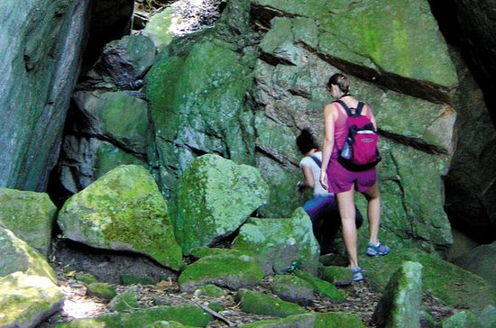 Tijuca Forest National Park Caves Circuit Adventure