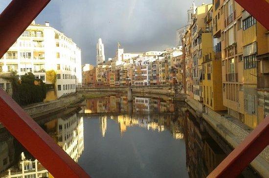 Recorrido a pie por Girona para...
