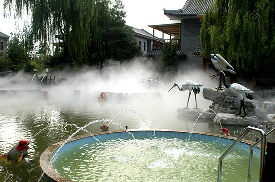 Summer Palace en Hot Spring privétour ...