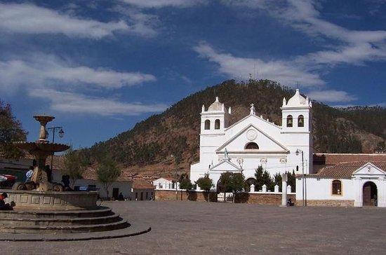 Visita a pie por la ciudad de Sucre...