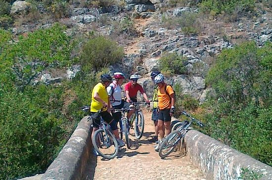 Albufeira a Algibre Trails Bike Tour