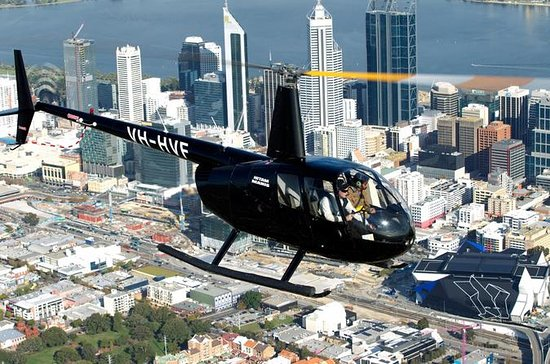 Perth City Helicopter Tour from...