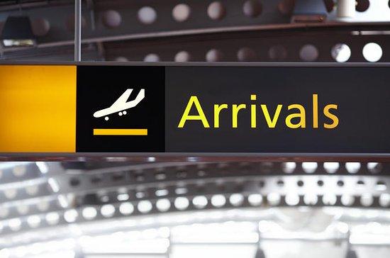 Traslado privado de llegada: el...