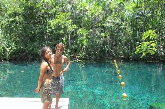 Tankah Park Five Cenotes Adventure...
