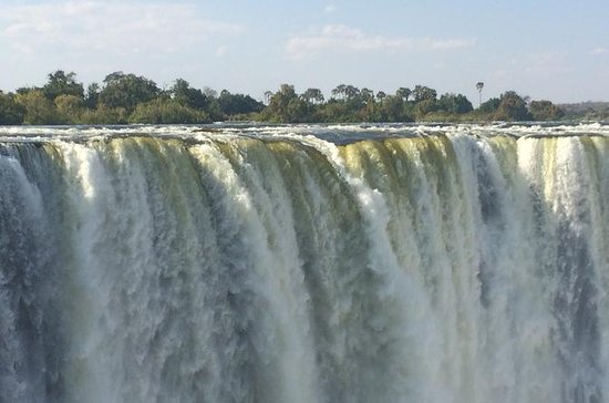 Victoria Falls and Chobe National...