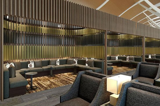 Shanghai Pudong International Airport Plaza Premium Lounge