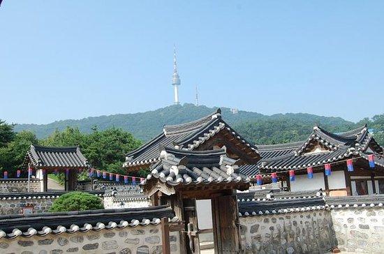 Seoul Tower, Namsan Hanok Village...