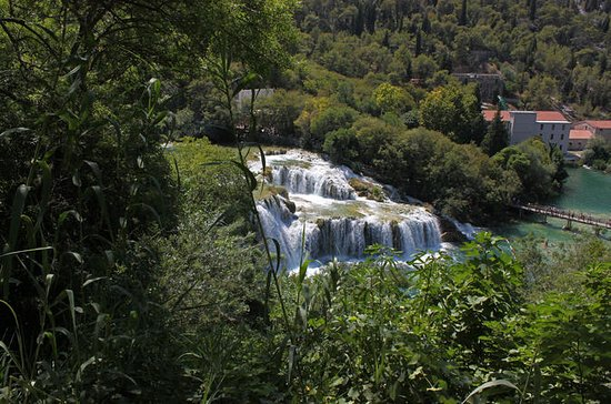 Private Krka Vandfald og Sibenik Tour...