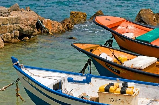 Private Tour: Caesarea Haifa Akko und ...