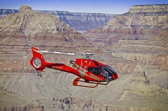 Grand Canyon West Rim Helicopter Tour ...