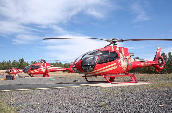 25至45分钟的大峡谷国家公园直升机之旅
