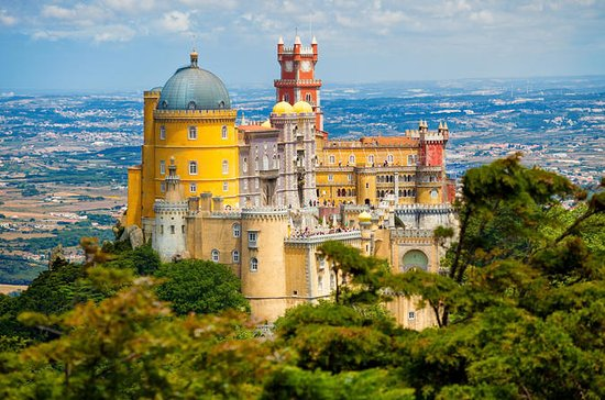 Castle of the Moors, Pena Palace...