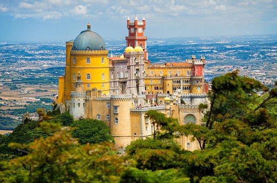 Excursion partagée à Sintra au départ...