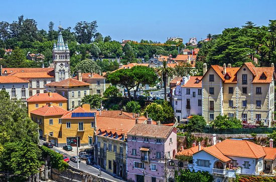 Private Half-Day Tour to Sintra from ...