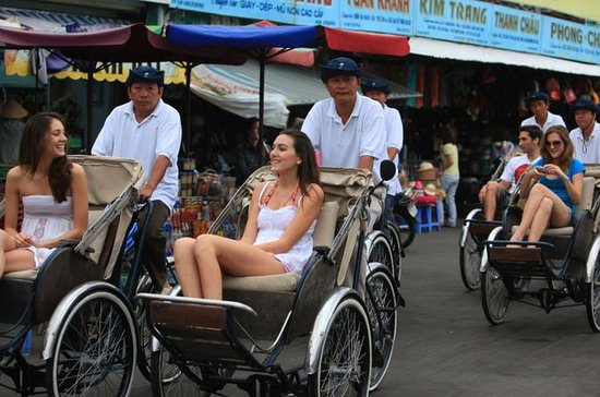 Full dag Nha Trang City Tour by Cyclo