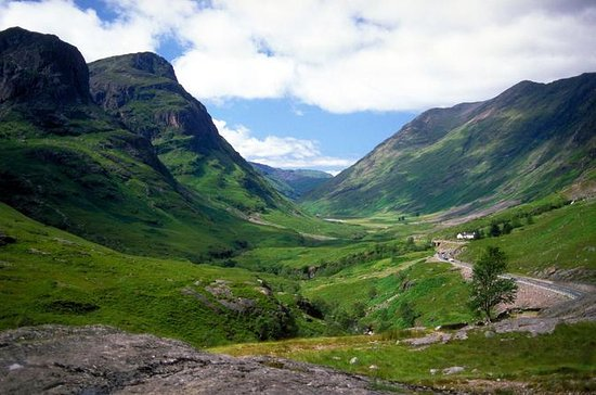 The Scottish Highlands and Loch Ness Tour from Edinburgh