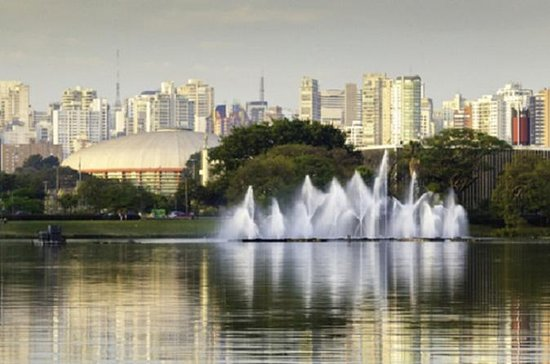 Private São Paulo-Stadtbesichtigung