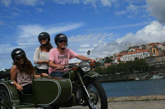 Porto Tour by Sidecar