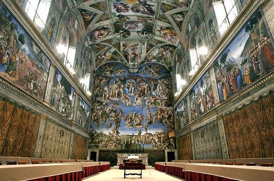 Tour Privado: Museu do Vaticano e a...