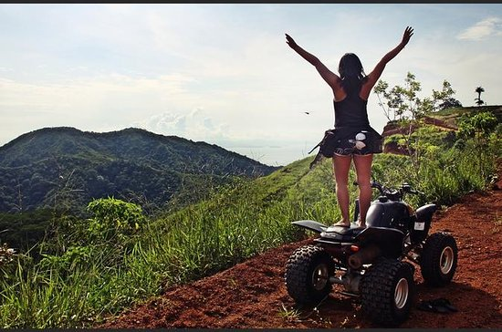Jaco Canopy Zipline and ATV Combo ...