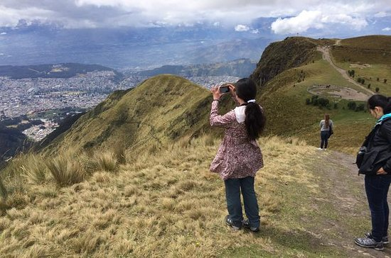Quito City Tour Including Teleférico...