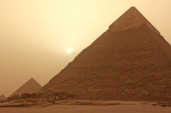 Viaje nocturno a Luxor y El Cairo Lo...