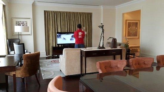 Raffles executive suite