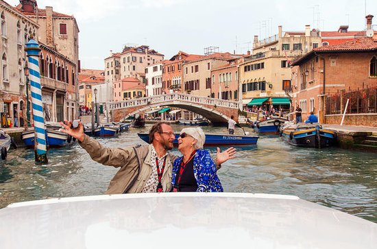 Venice Cruise by Luxury Motorboat...