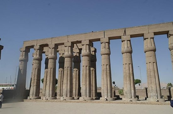 Private Day Trip to Luxor Highlights...