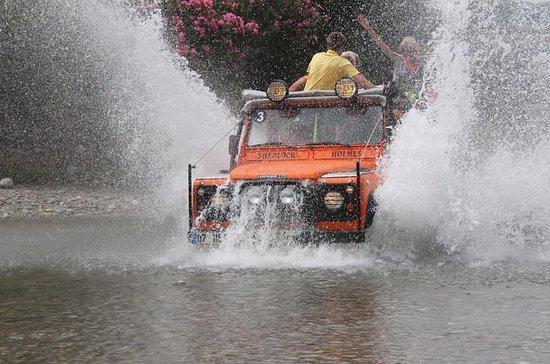 Combi Safari offroad adventure with...