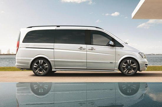Moscow Domodedov Private Airport Luxury Van  Arrival Transfer