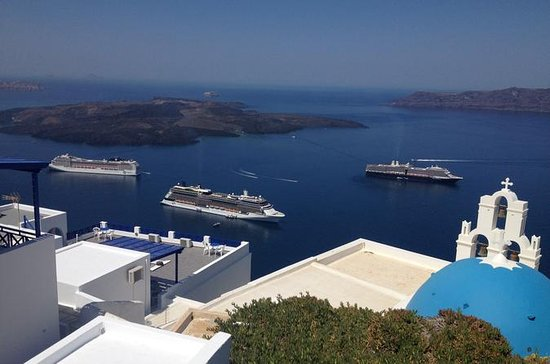 Santorini Full-Day Guided Sightseeing...