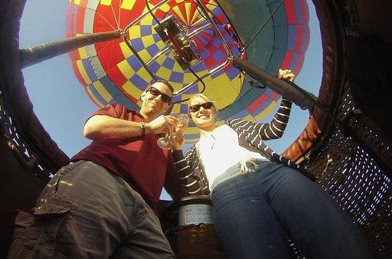 Paseo privado en globo en Punta Cana...