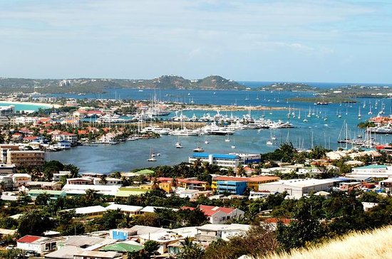 Private St Maarten Island Sightseeing
